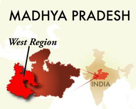 The West Madhya Pradesh Region