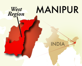 The West Manipur Region