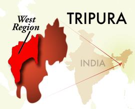 The West Tripura Region