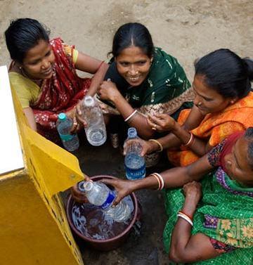 Filtres à eau BioSand