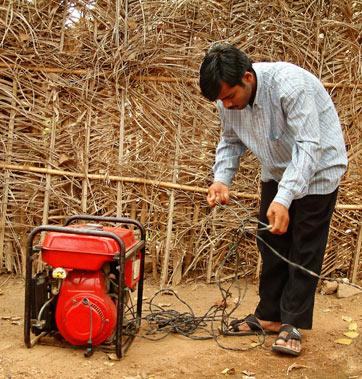 Generator for Film Teams
