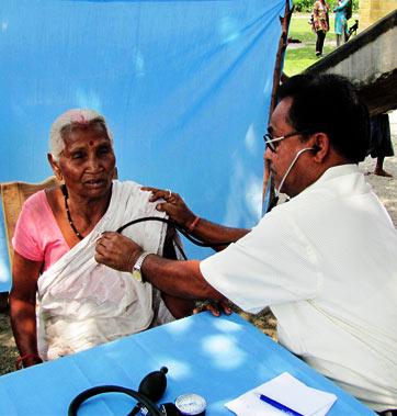 Ministère des soins de santé