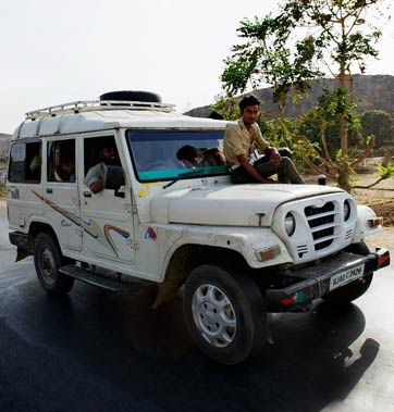 Missionary Vehicle