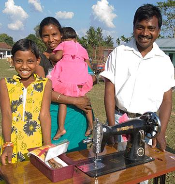 Motorized Sewing Machine