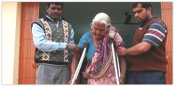 Reaching leprosy patients
