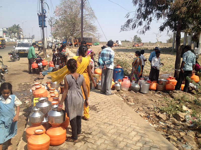 Drought Develops into Severe Water Crisis, Affects Millions