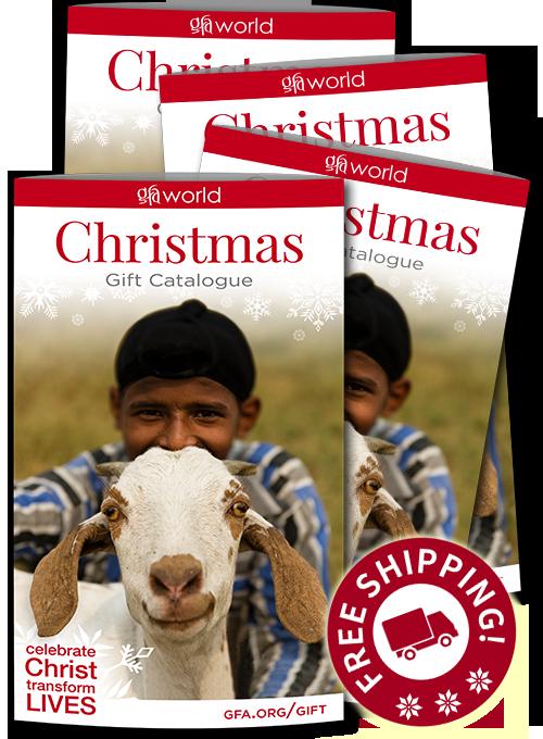 Christmas Gift Catalogue