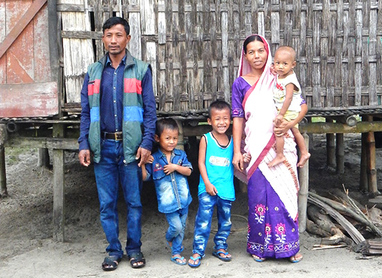 A Jesus Well Transforms Salil's Family