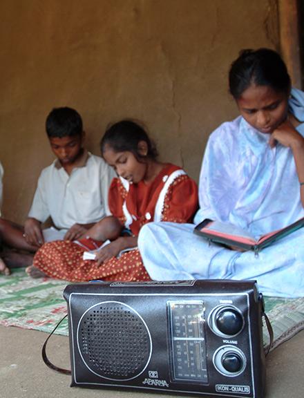 Peace Through the Airwaves