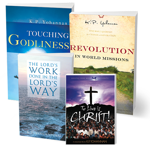 Free Resources for your Church - Gospel for Asia