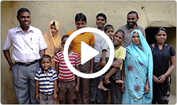 See how this BioSand filter brought Nirmala's family JOY!