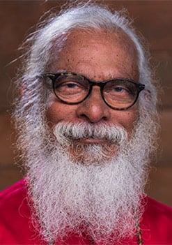 KP Yohannan, founder of GFA