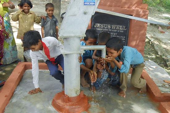 Jesus Well Displays Christ's Compassion