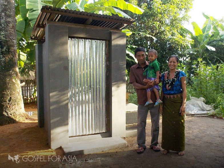 Toilet Provides Families with Privacy and Safety