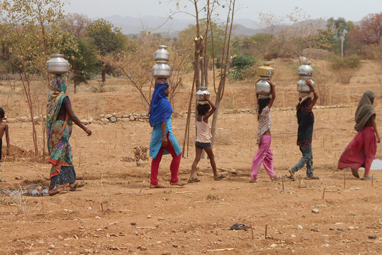 Soaring Temperatures Increase Water Crisis, New Wells Provide Relief
