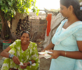 Women's Fellowship Burdened for Their Village