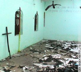GFA church extremists