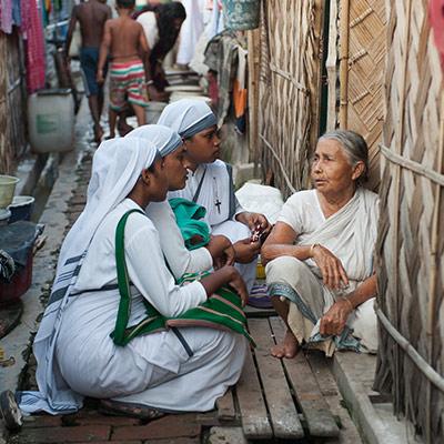 Slum Ministry
