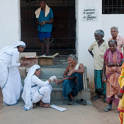 Leprosy Ministry