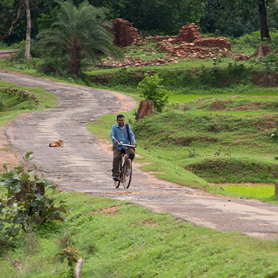 Pray for National Workers in Need of Bicycles
