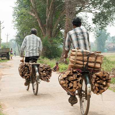 Pray for Adults Who Need Bicycles for Work