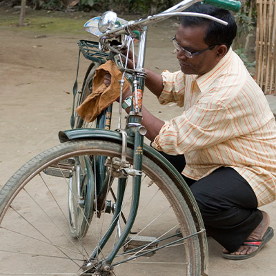 Pray for Bicycles to Last