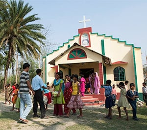 Pray for Church Buildings to Impact Communities