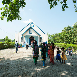 Pray for People to Give Church Buildings