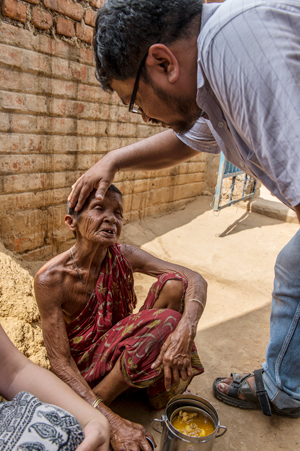 Pray for Leprosy Ministry