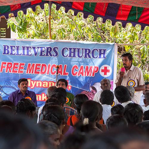 Pray for Medical Care