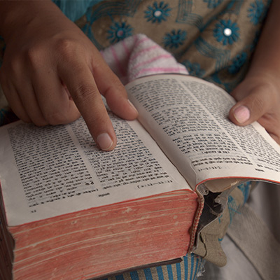 Pray for Literature and Bibles