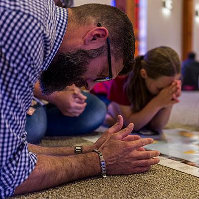 Pray for Community Prayer Times