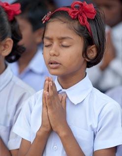 Pray for Bridge of Hope centers