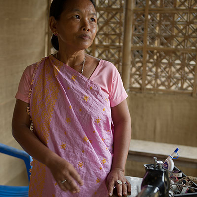 Pray for Widows in Need of Work