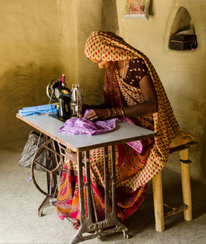 Pray for Widows' Financial Provision