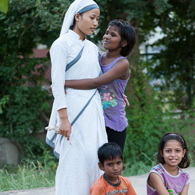 Pray for Ministry Among Widows and Children