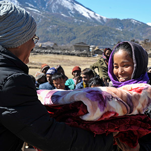 Pray Villages and Congregations Will Be Blessed with Warm Winter Clothing