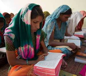 Pray for GFA Women Missionaries