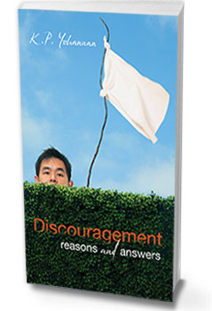 Discouragement: reasons and answers