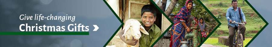 Gospel for Asia (GFA World) Gift Catalog - Give Life-Changing Christmas Gifts