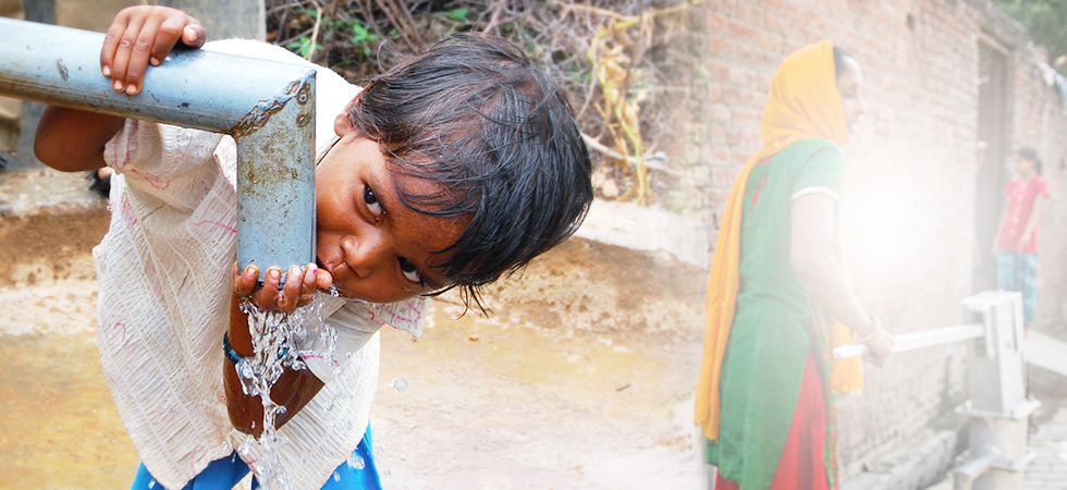 Provide Clean Water for an Entire Village