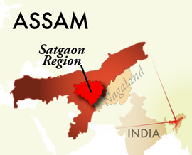The Satgaon Region