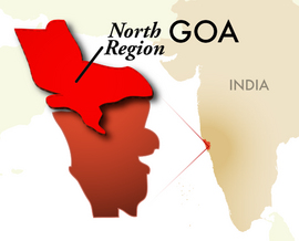 The North Goa Region
