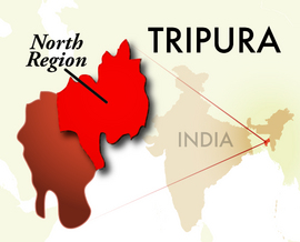 The North Tripura Region