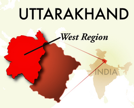 The West Uttarakhand Region