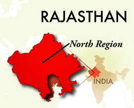 The North Rajasthan Region