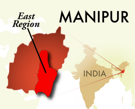 The East Manipur Region