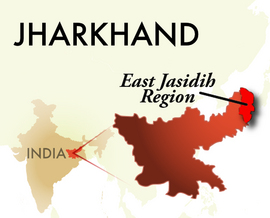 The East Jasidih Region