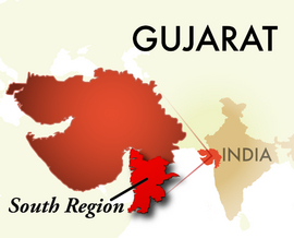 The South Gujarat Region