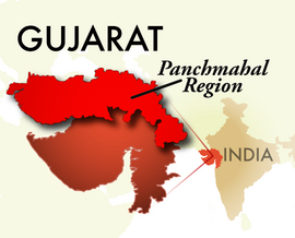 The Panchmahal Gujarat Region